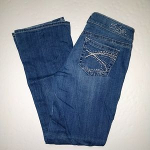 Silver Jeans NEW Aiko Bootcut 29 x 31 Faded Wash